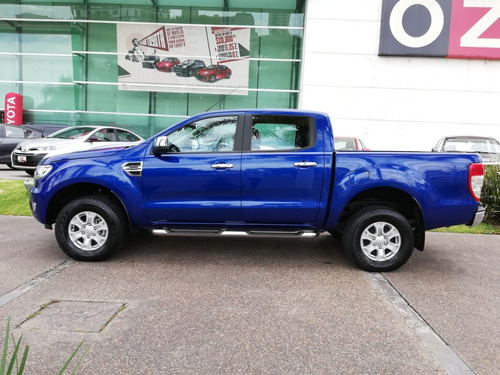 ford ranger 2.5 xlt cabina doble 4x2 mt 2017