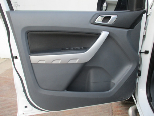 ford ranger 2.5 xlt cabina doble 4x2 mt