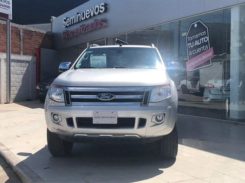 ford ranger 2.5 xlt cabina doble 4x2 mt