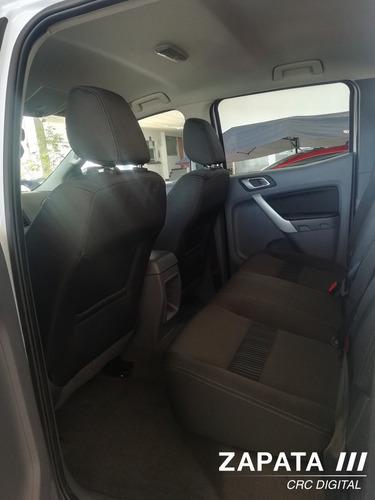 ford ranger 2.5 xlt gasolina doble cabina 4x4 tm 2019