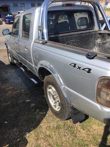 ford ranger 2.5 xlt i dc 4x4 lim. 2001