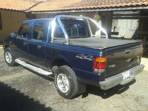 ford ranger 2.5 xlt super cab. 4x4 4p