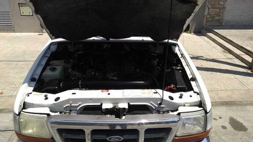 ford ranger 2.5 xlt tdi 4x4