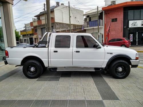 ford ranger 2.5 xlt tdi dc 4x2 1998