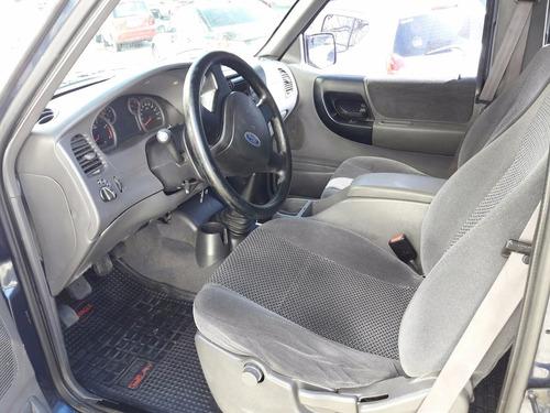 ford ranger 2.8 diesel 4x2 año 2008. muy buen estado!!