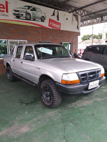 ford ranger 2.8 xl 4x4 cd 8v turbo intercooler diesel 4p