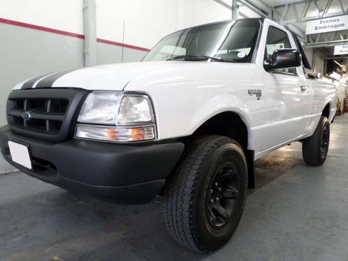 ford ranger 2.8 xl i sc 4x4 plus l04