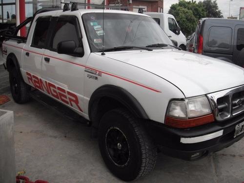 ford ranger 2.8 xl plus d/c 4x4