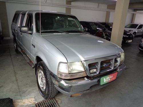 ford ranger 2.8 xlt 4x4 cd 8v turbo intercooler diesel 4p