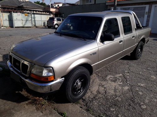 ford ranger 2.8 xlt cab. dupla 4x2 4p 2002