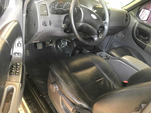 ford ranger 2.8 xlt cab. dupla 4x4 4p 2005