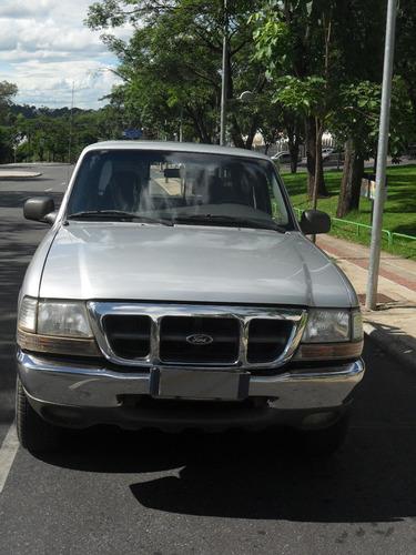 ford ranger 2.8 xlt cab. dupla 4x4 4p