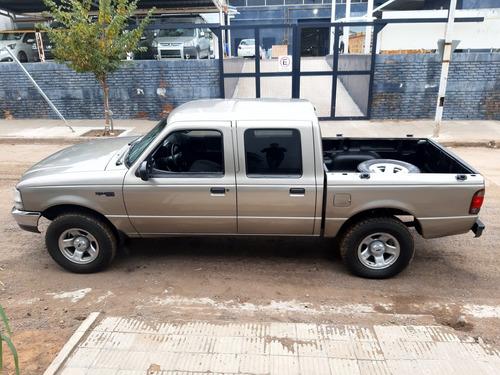 ford ranger 2.8 xlt i dc 4x2 2004 full