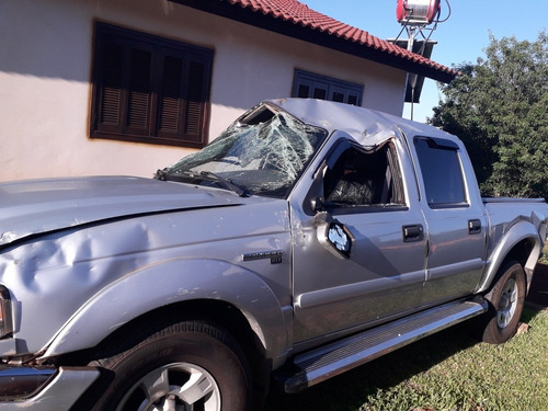 ford ranger 2.8 xlt limited cab. dupla 4p 2005