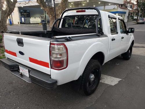 ford ranger 3.0 cs xl plus 4x4, anticipo mas cuotas