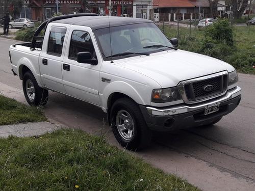 ford ranger 3.0 xlt  dc 4x2 2007