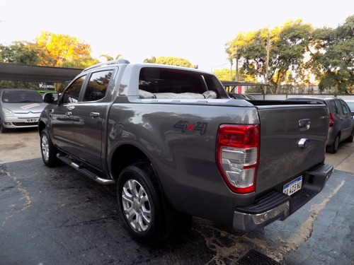 ford ranger 3.2 4x4 limited automatica 2016