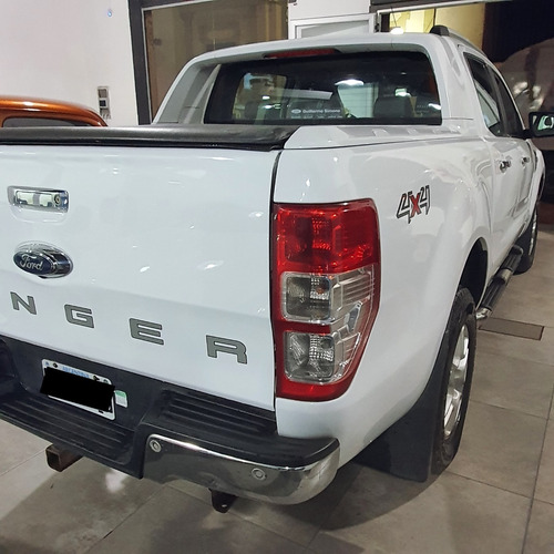 ford ranger 3.2 4x4 limited mt
