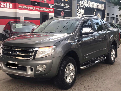 ford ranger 3.2 aut 4x4 limited 200cv