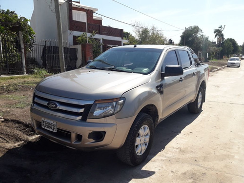 ford ranger 3.2 cd 4x2 xls - año 2012