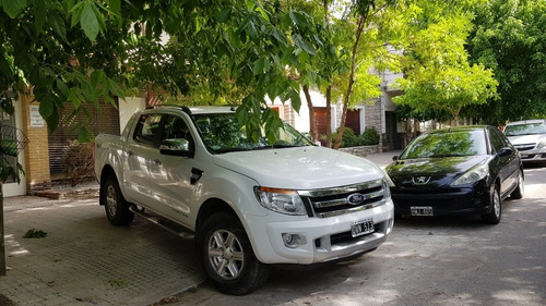 ford ranger 3.2 cd 4x4 limited tdci 200cv 2015