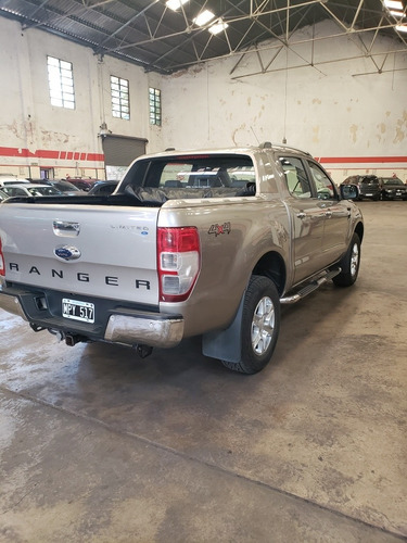ford ranger 3.2 cd 4x4 limited tdci 200cv at 2013