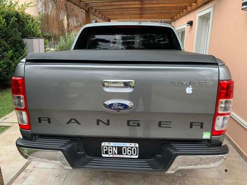 ford ranger 3.2 cd 4x4 limited tdci 200cv at 2015