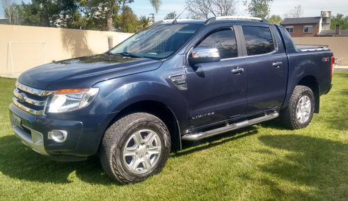 ford ranger 3.2 cd 4x4 limited tdci 200cv at