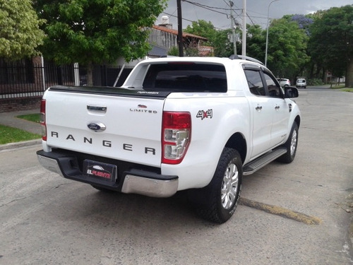 ford ranger 3.2 cd 4x4 limited tdci 200cv at impecable