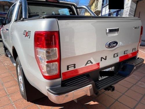 ford ranger 3.2 cd 4x4 xlt tdci 200cv 2012 unica mano impeca