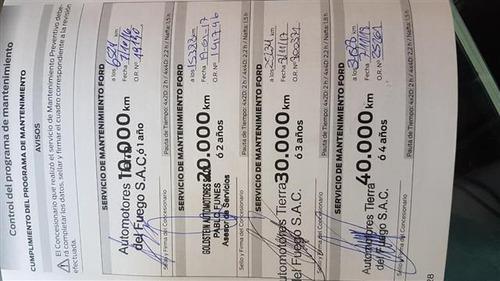 ford ranger 3.2 cd 4x4 xlt tdci 200cv 2015 nueva
