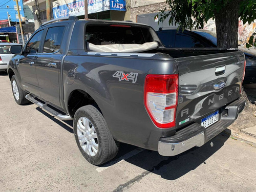 ford ranger 3.2 cd limited automania