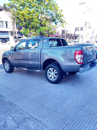 ford ranger 3.2 cd limited tdci 200cv automática 02
