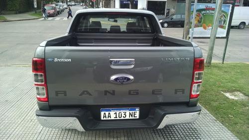 ford ranger 3.2 cd limited tdci 200cv automática 0km 2018