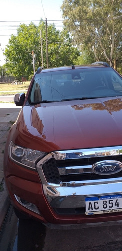 ford ranger 3.2 cd limited tdci 200cv automática 2018
