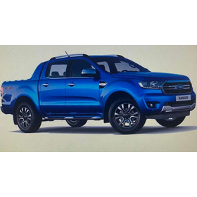Ford Ranger 3.2 Cd Limited Tdci 200cv Automática 2020