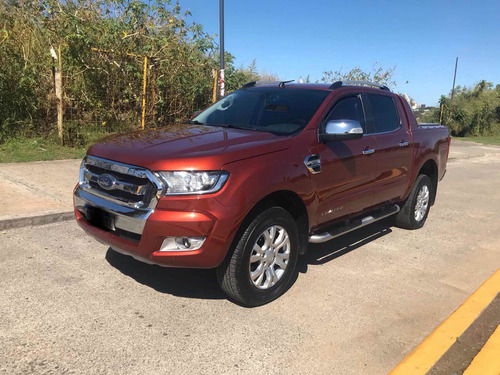ford ranger 3.2 cd limited tdci 200cv manual 2017