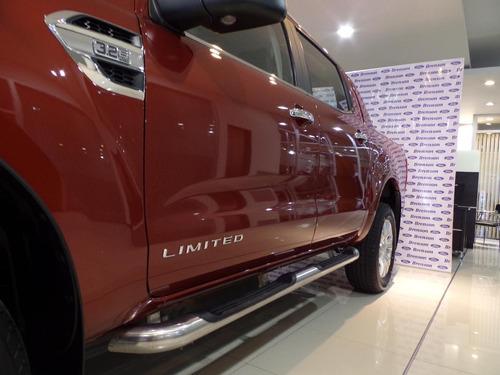 ford ranger 3.2 cd limited tdci 200cv manual 2018 0km mc5