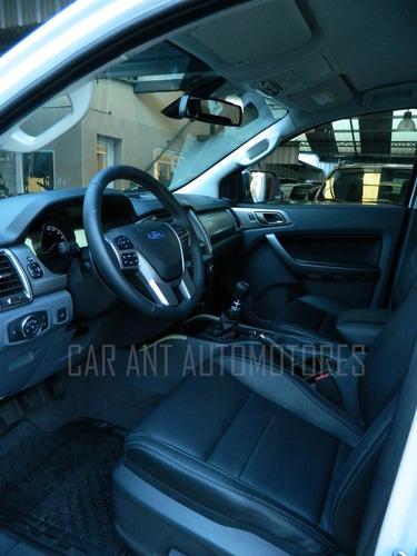 ford ranger 3.2 cd limited tdci 200cv manual /// 2019 - 0km