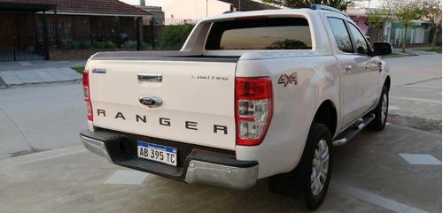 ford ranger 3.2 cd limited tdci 200cv manual