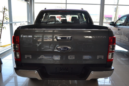 ford ranger 3.2 cd limited tdci manual 2018 0km // forcam md