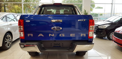 ford ranger 3.2 cd xlt at 4x4 0km tengo stock 2020 as1