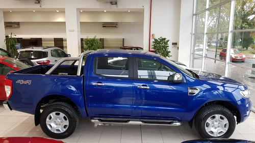 ford ranger 3.2 cd xlt at 4x4 0km tengo stock 2021 as1