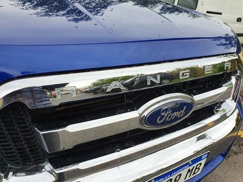 ford ranger 3.2 cd xlt tdci 200cv automática 4x4 2017