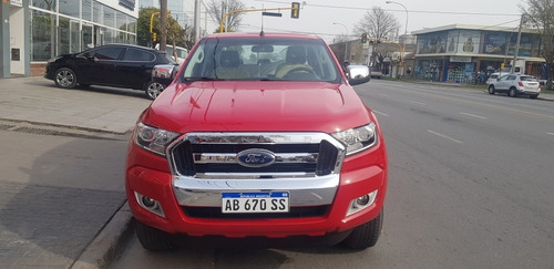 ford ranger 3.2 cd xlt tdci 200cv manual 4x2 2017