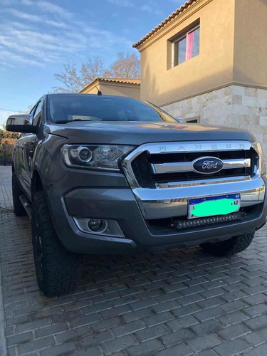ford ranger 3.2 cd xlt tdci 200cv manual 4x4 2017