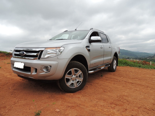 ford ranger 3.2 limited 4x4 - 2015