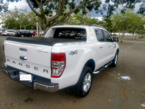 ford ranger 3.2 limited 4x4 aut. + central pioneer + capota