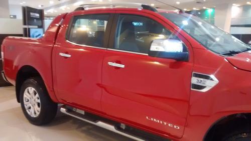 ford ranger 3.2 limited 4x4 automática directo de fábrica ah