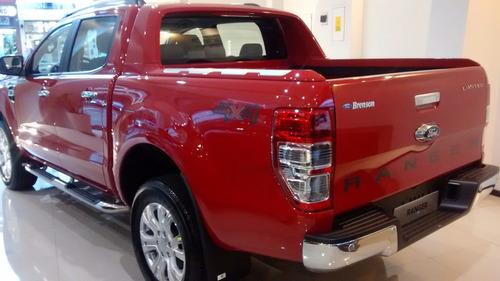 ford ranger 3.2 limited 4x4 automática ventas especiales  ah